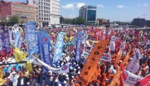 1 Mayıs Diyarbakır'da İstasyon Meydanında yapılacak