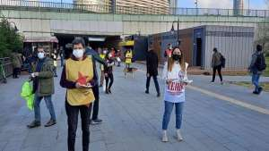 1 Mayıs Platformu Uzunçayır'da halkı 1 Mayıs'a çağırdı I ALBÜM