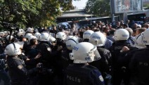 10 Ekim Ankara Katliamı'nda yitirilenlerin anmasına saldırı