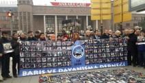 10 Ekim Ankara Katliamının 27'nci ayı: '2018'de de Ankara Garı'nda olacağız!'