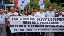 10 Ekim katliamı iddianamesi savcılığa geri iade edilmelidir