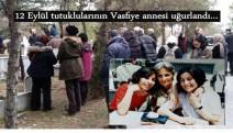 12 Eylül Cuntasına karşı direnenlerin sesi Vasfiye Kaya toprağa verildi