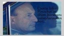 15 kişinin ölümünden sorumlu Şili eski genelkurmay başkanı tutuklandı