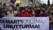 16 Mart üniversite katliamı protesto edilip anma yapılacak'