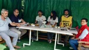195 gündür direnen işçiler Ankara yolunda
