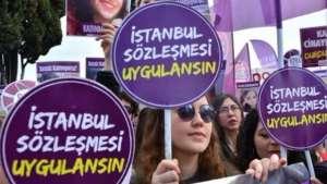 26 kurumdan ortak açıklama: İstanbul Sözleşmesi uygulansın