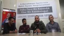3.Havalimanı işçileri: Ölümle değil direnişimizle gündem olacağız