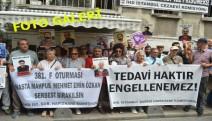 4 yıl önce hasta mahpus Özkan'a engelli raporu veren hastane, yeni raporda engeli sıfırladı