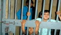 6 yaşından küçük 743 çocuk cezaevinde
