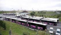 600 Halk otobüsü sahipleri kontak kapattı...İETT yasal işlem başlatıldı