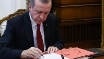 7 yeni Cumhurbaşkanlığı Kararnamesi yayımlandı