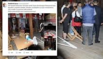 Abdüllatif Şener'in seçim bürosuna saldırı