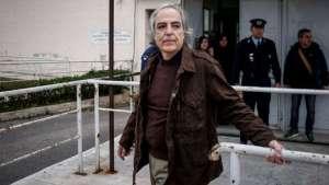 Açlık grevindeki Dimitris Koufontinas'in durumu kritik