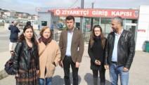 Açlık Grevini İzleme Heyeti, Maltepe Kapalı Cezaevi'ni ziyaret etti