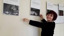 Adana'da 'Düşler Tutsak Edilemez' Fotoğraf Sergisi açıldı