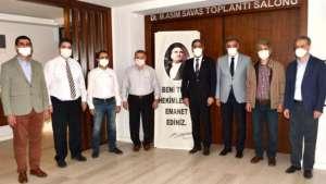 Adana'daki meslek örgütleri birlik kurdu