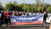 Adıyaman, Batman ve Ankara'da petrol işçileri iş bıraktı