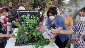 Ahmet Atakan mezarı başında anıldı