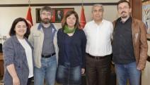 Akademisyenlerden CHP'ye ziyaret