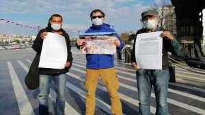 Alamos Gold Şirketi Uluslararası Ceza Mahkemesi'ne şikâyet edildi