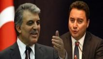 """""""Ali Babacan yeni parti için harekete geçti"""""""