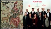Anadolu'nun mozaikleri Dünyaya tanıtılacak