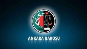 Ankara Barosu: Cübbelerimizin anlamını yitirmeyeceğiz
