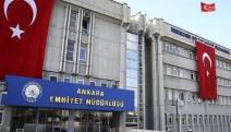 Ankara'da 6 emniyet müdürü gözaltına alındı