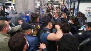Ankara'da Ethem Sarısülük anmasına müdahale...20 gözaltı