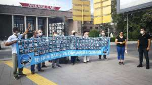 Ankara katliamı 58. ayı: Mücadelemizi sonuna kadar sürdüreceğiz