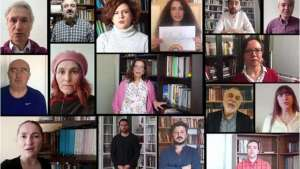 Ankara Üniversitesi'nden Boğaziçi'ne destek I VİDEO