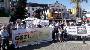 Antalya Emek ve Demokrasi Güçleri: Karanlıklar gider, Gezi kalır