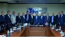 Bakan Elitaş'tan çelik sektörüne destek sözü