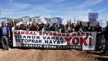 Bakırtepe'de direniş kazandı: Altın madeni mühürlenerek kapatıldı