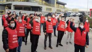 Baldur işçileri yarın greve çıkıyor