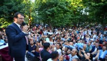 """Başkan İmamoğlu: """"İnanç üzerinden siyaset yapma anlayışı bitecek"""""""