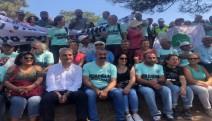 Başkan Maçoğlu'ndan Kaz Dağları'nda Su ve Vicdan Nöbeti