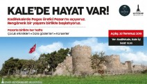 """Başkan Soyer Kadifekale'de """"Üretici Pazarı"""" açıyor 18 Temmuz 2019 Perşembe"""