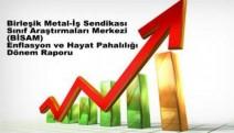Birleşik Metal-İş: Açlık sınırı bin 658 lira