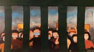 Boğaziçi öğrencileri I Boğaziçi'nde özgürlükler, baskı ve sanat ile kendini ifade eden mücadele