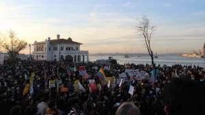 Boğaziçi Üniversitesi için binler Kadıköy'de buluştu: Direniş devam edecek