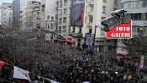 Buradayız Ahparig: Hrant Dink katledilişinin 12. yılında vurulduğu yerde anıldı