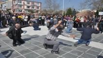 Cerattepe'ye destek için Zeybekle Horonun Kardeşliği