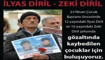 Cumartesi Anneleri 682.Haftasında gözaltında kaybedilen çocuklar için buluşacak