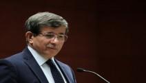 """Davutoğlu, yeni anayasa için """"tam başkanlık"""" istedi"""