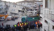 Depremde 39 kişi yaşamını yitirirken 1607 kişi de yaralandı