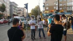 Direnişçi işçiler Gebze'de gözaltına alındı