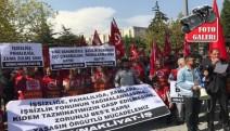 Direnişteki TÜVTÜRK işçileri: Dayanışma bekliyoruz