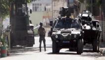 Diyarbakı'da sokağa çıkma yasağı ve askeri operasyon!