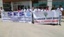 Diyarbakır'da 3 hekimin sözleşmesi feshedildi
